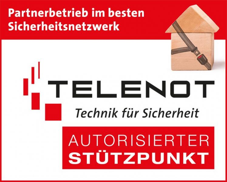 Telenot Partnerbetrieb